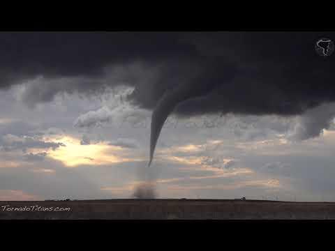 May 16th, 2021 Sudan, TX Tornado in 4K UHD