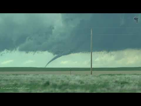 May 22nd, 2021 Akron, Colorado Tornadoes in 4K UHD