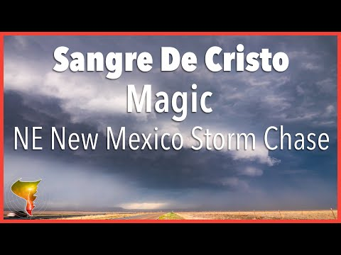 Sangre De Cristo Magic – Pretty Storms At the Intersection of the Rockies and Plains